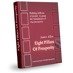 book cover - 8 Pillars Of Prosperity