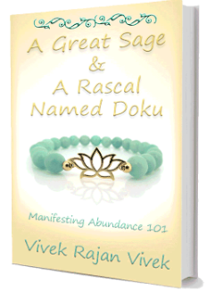 book cover image of A Great Sage and a Rascal Named Doku: A Book on Health, Wealth and Success